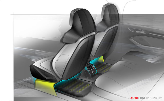 New Seat Mounting System Aims to 'Radically' Improve Car Interior Design