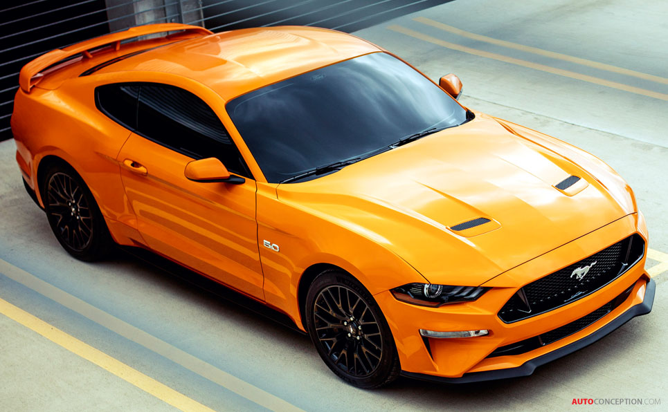 10 Millionth Ford Mustang Rolls off the Production Line