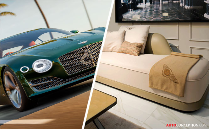 ... Of Bentley Next Year, The British Luxury Car Manufacturer Is Launching  A Global Competition To Find A Young Designer To Create An Exclusive  Furniture ...