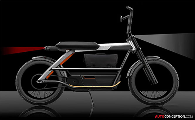 Harley-Davidson Unveils First Design Sketches of All-New Electric Range