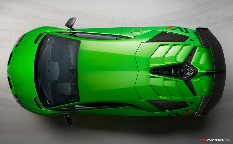 New Aventador SVJ Is Lamborghini's Most Powerful Production V12 Ever
