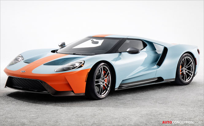 Ford GT Supercar – Demand Outstrips Supply 'Six-to-One'