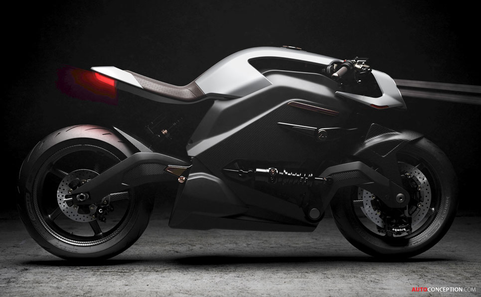 If Jaguar Designed an Electric Motorbike – This Is What It Would Look Like…