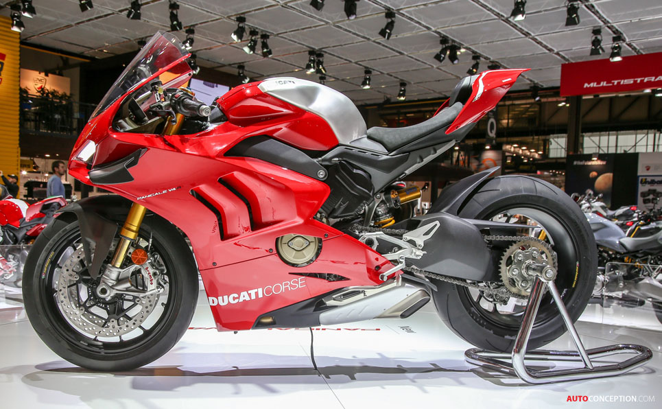 New Panigale V4 R Is the Most Powerful Ducati Production Bike Ever