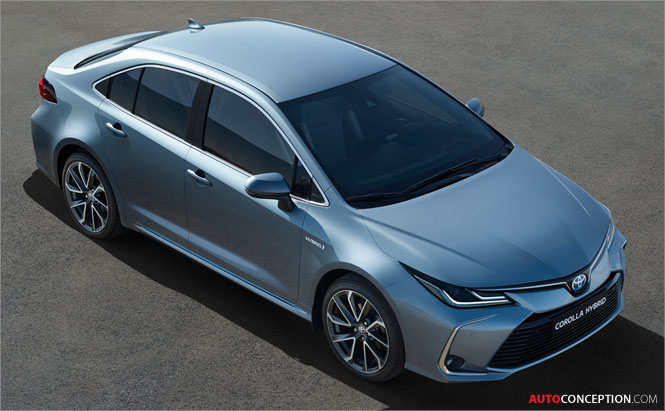 All-New Toyota Corolla Saloon Unveiled