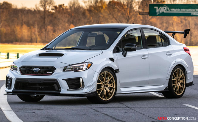 New STI S209 Is the Most Powerful Road-Going Subaru Ever