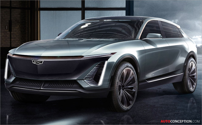 Cadillac Reveals Details of First Fully Electric Car