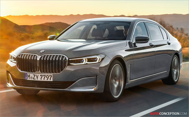 New BMW 7 Series Unveiled with Refreshed Styling