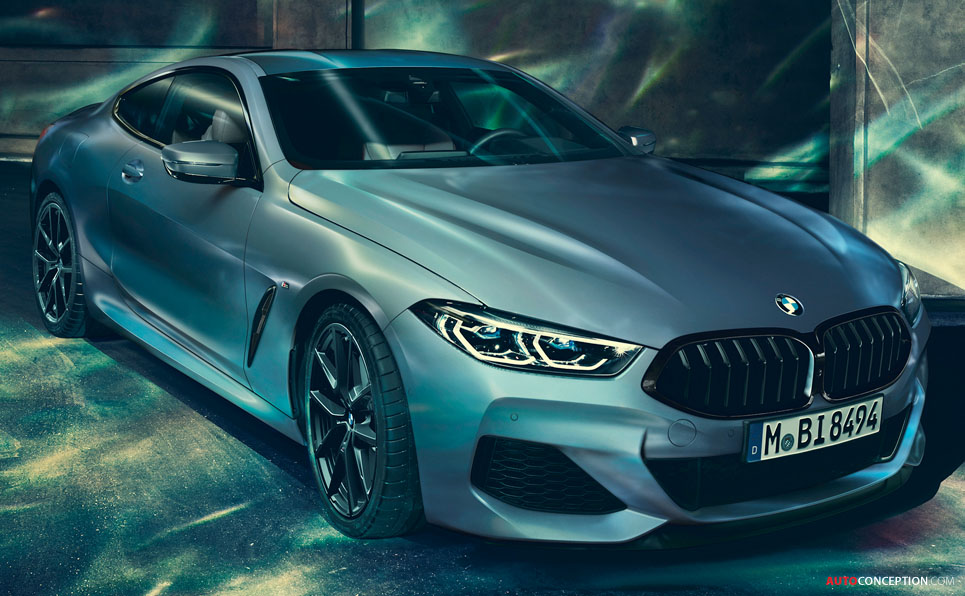 BMW Unveils M850i xDrive 'First Edition'