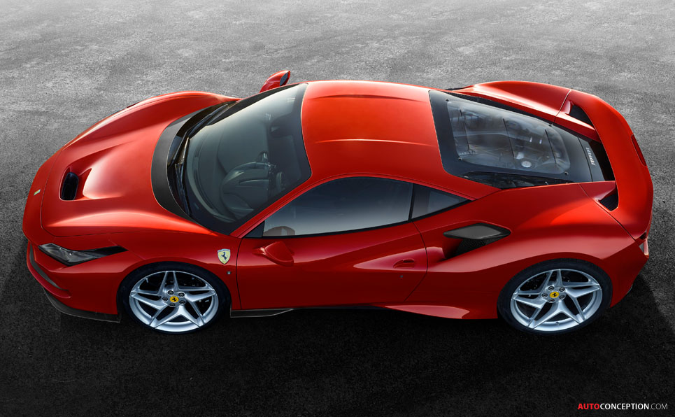 New F8 Tributo Is Ferrari's Fastest V8 Ever