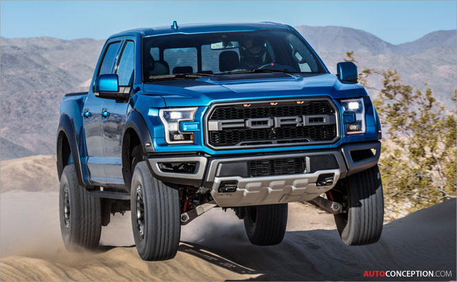 Ford Tops 1 Million Truck Sales In 2018, Averaging Sale Every 29.3 Seconds