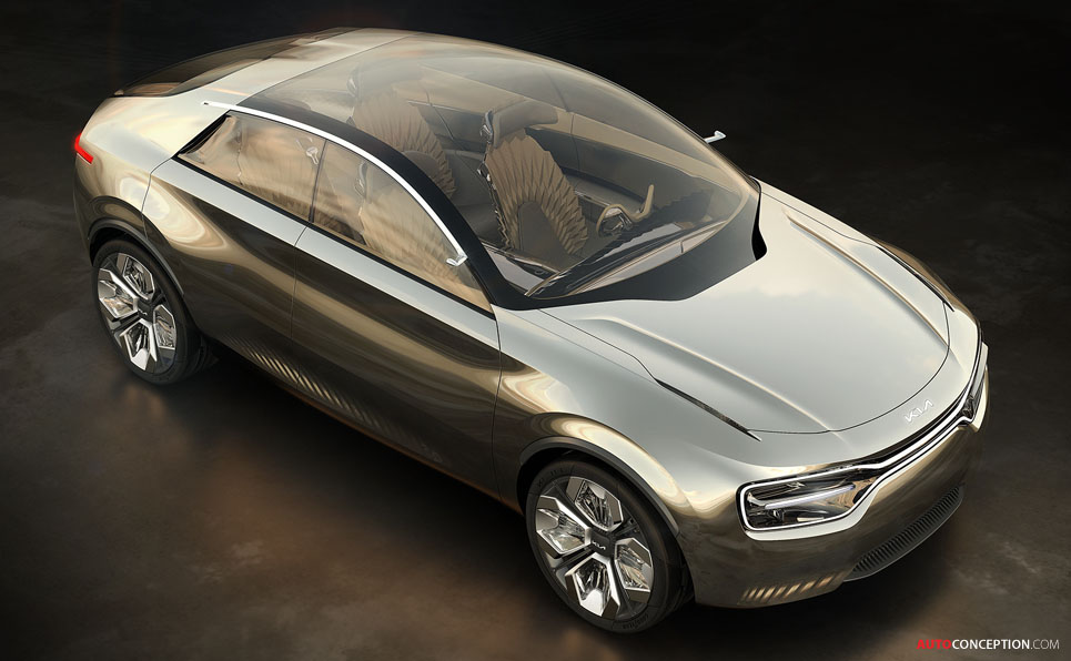 'Imagine by Kia' Concept Car Debuts in Geneva