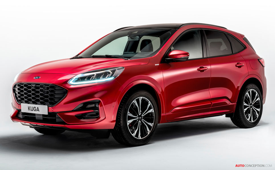 All-New Ford Kuga Revealed