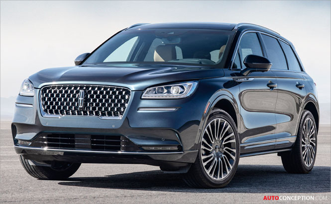Lincoln Completes SUV Lineup with All-New Corsair