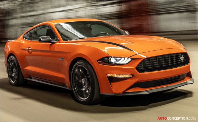 Ford Mustang Declared 'World's Best-Selling Sports Coupe' for Fourth Straight Year