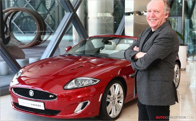 Ian Callum Leaves Jaguar After Two Decades as Design Boss