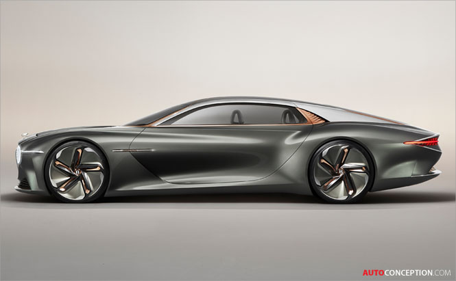 New Bentley Concept Car Previews Future Design Direction