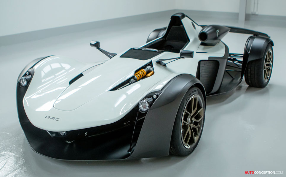 BAC Unveils All-New Mono R