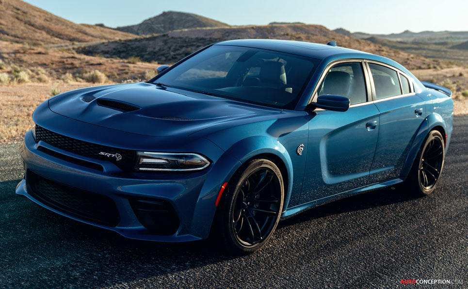 Dodge: 2020 Charger SRT Hellcat Widebody Is 'World's Most Powerful and Fastest Mass-Produced Sedan'