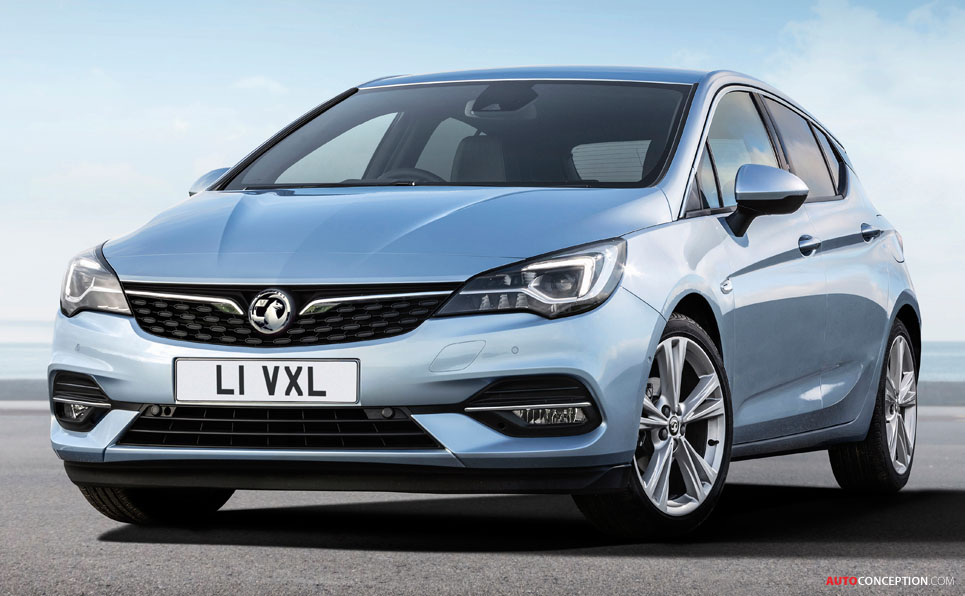 Vauxhall Reveals First Pictures of Brand-New Astra