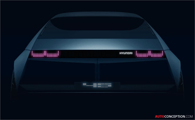Hyundai Teases New Electric Concept Car