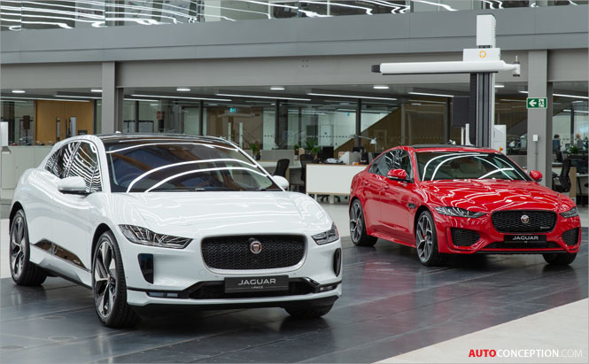New Jaguar Design Studio Unveiled