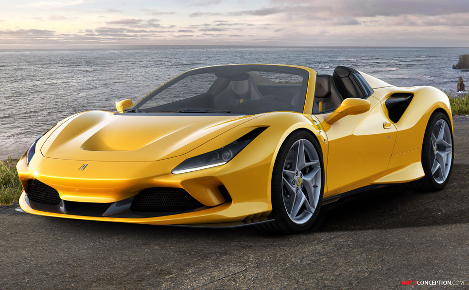 Ferrari Reveals Two New Convertibles
