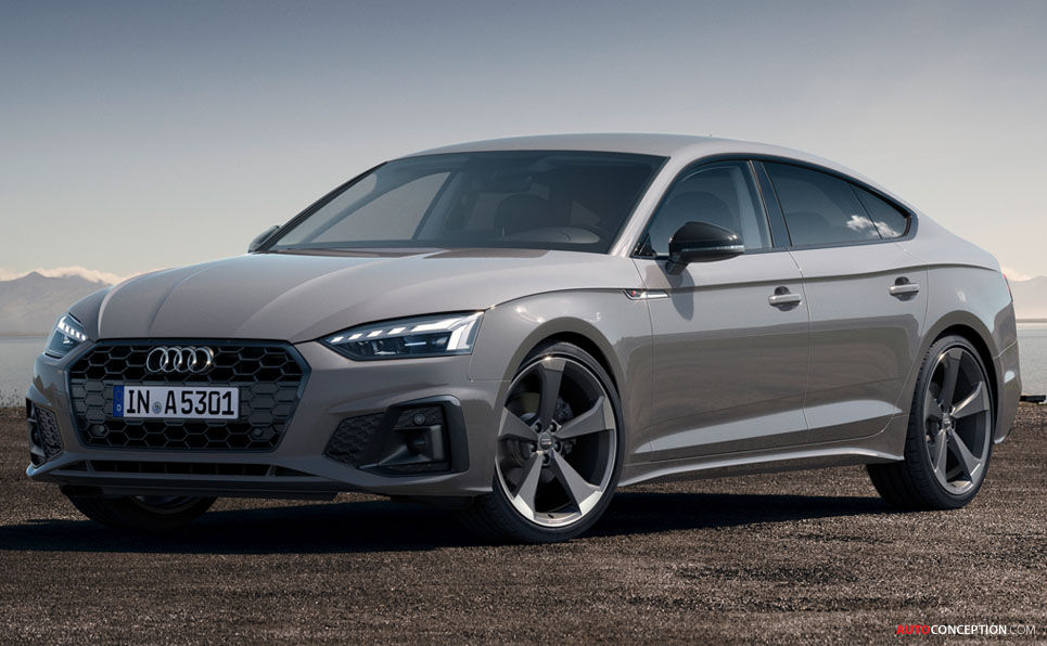 Audi A5 Gets Design Changes for 2020