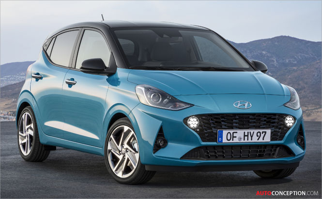 All-New Hyundai i10 Revealed