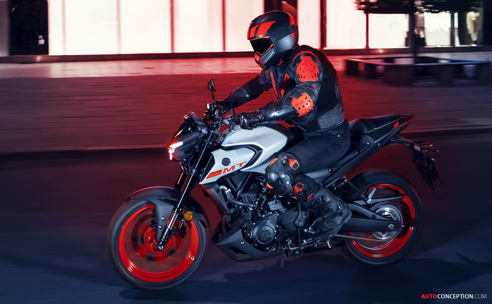 Yamaha Reveals 2020 MT-03