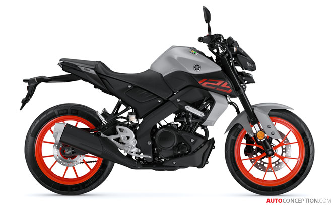 2020 Yamaha MT-125 Revealed
