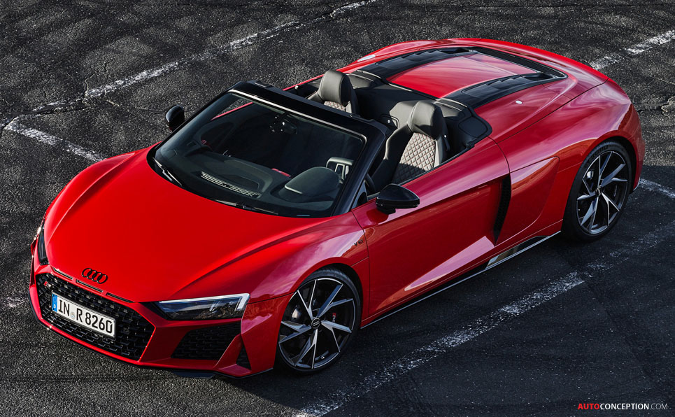 Audi Adds Rear-Wheel Drive Variant to R8 Line-up