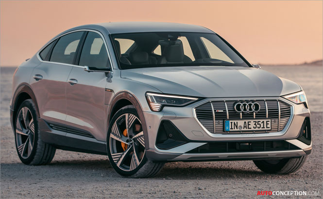 Audi Reveals e-tron Sportback and RS Q8 in L.A.