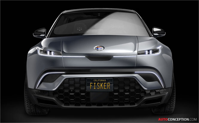 Fisker Unveils Name and Renderings of All-Electric SUV