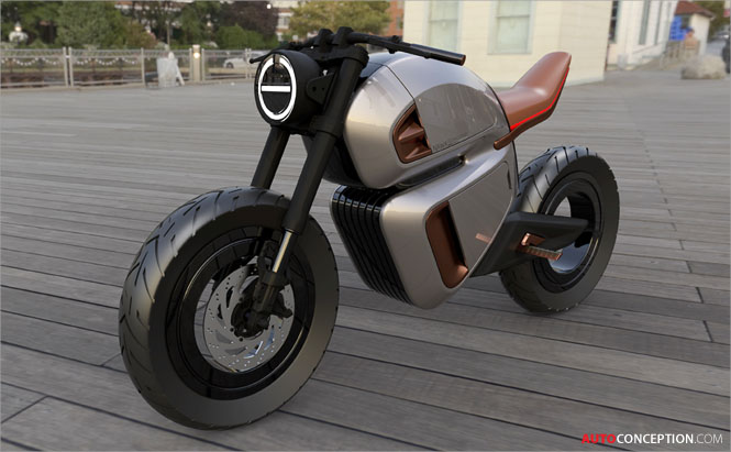 'NAWA Racer' Is World's First Hybrid Ultracapacitor-Powered Electric Motorbike