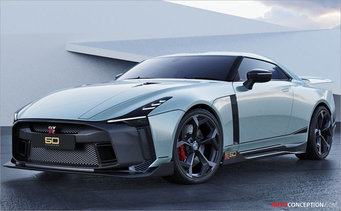 Nissan GT-R50 by Italdesign to Hit Roads in 2020