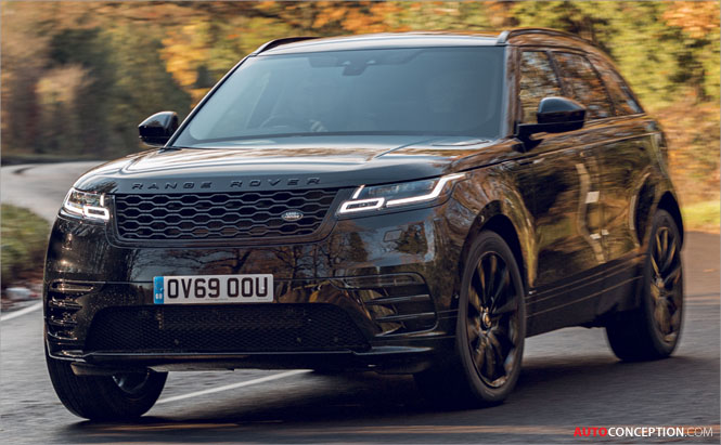 Range Rover Velar 'R-Dynamic Black Limited Edition' Launches in the UK