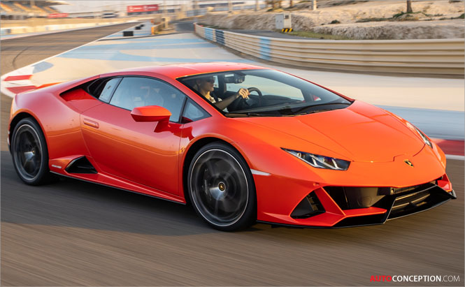 Lamborghini Hails 2019 as Another Record Year for Sales