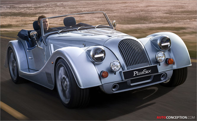 Future Morgan Cars to Be Built on New Architecture