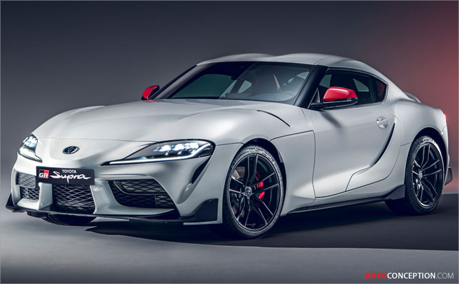 New Entry-Level 2.0-Litre Toyota GR Supra Revealed
