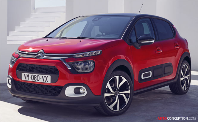 New 2020 Citroën C3 Revealed
