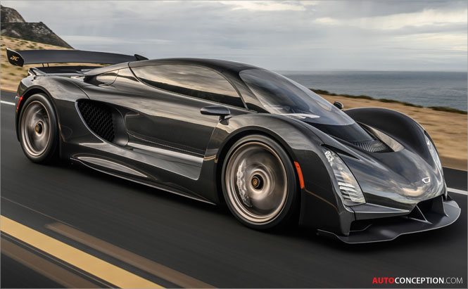 Czinger 21C Hypercar – Performance Details Released