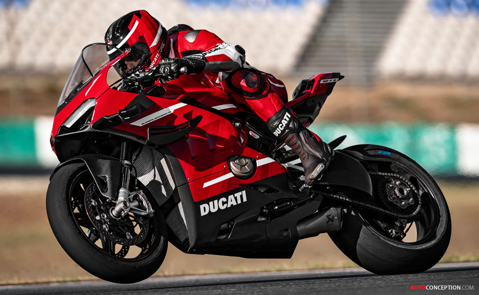 Limited-Edition Superleggera V4 Is Ducati's 'Most Powerful Motorcycle Ever'