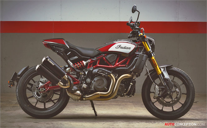 2020 Indian FTR Carbon Unveiled