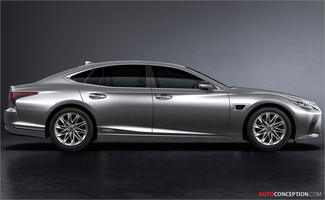 2021 Lexus LS Revealed