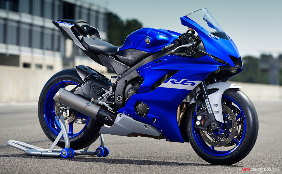 New 2021 Yamaha R6 Will Be a Track-Only Machine