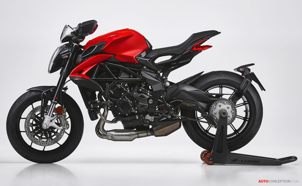 2021 MV Agusta Brutale and Dragster Revealed