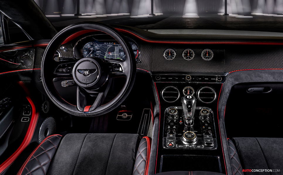 New Continental GT Speed Is 'Most Dynamic Bentley' Ever