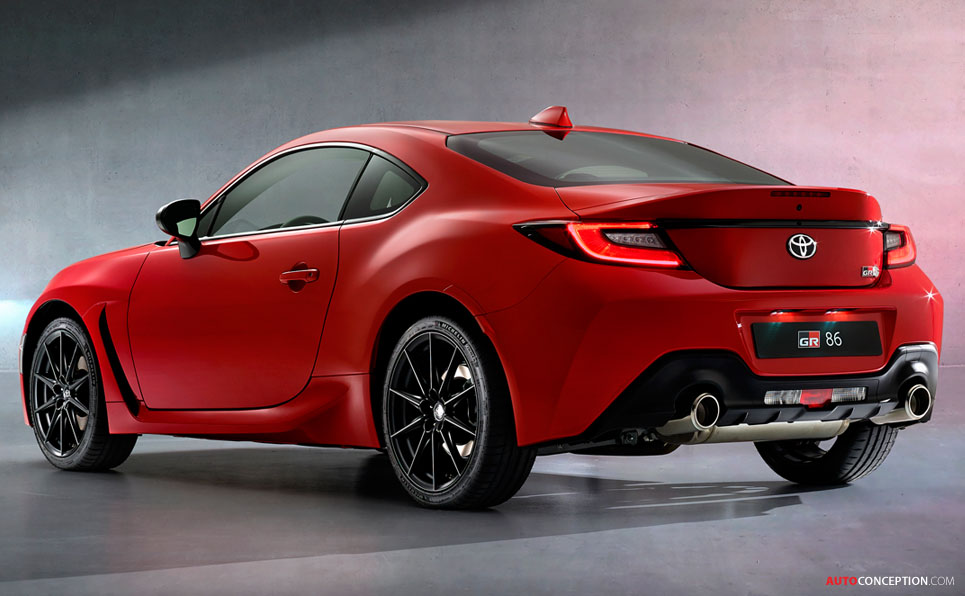 All-New Toyota GR 86 Unveiled