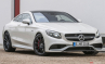 New Mercedes S63 AMG Coupe Gets 577 BHP